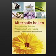 Buchcover Alternativ heilen