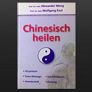 Buchcover Chinesisch heilen