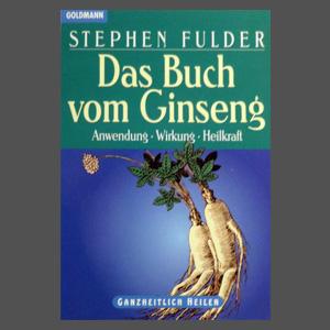 Buchcover Das Buch vom Ginseng