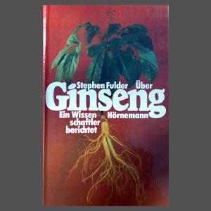Buchcover Über Ginseng Ein Wissenschaftler berichtet